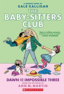 Baby-sitters Club Graphic Novel # 5: Dawn & the Impossible Three