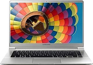 """Samsung Notebook 9 15 """"FHD Intel i7-7500U 3.5GHz 8 GB 256 GB SSD Webcam Bluetooth Windows 10 Iron Silver"""