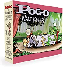 Pogo the Complete Syndicated Comic Strips Set: Pockets Full of Pie / Hijinks from the Horn of Plenty (Walt Kelly's Pogo)