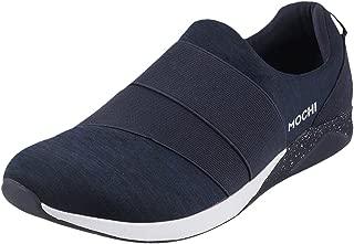 Mochi Men Black Synthetic Flat Shoes (71-9302)