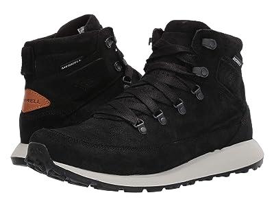 Merrell Ashford Classic Chukka Leather (Black) Men