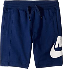 French Terry Alumni Shorts (Little Kids)