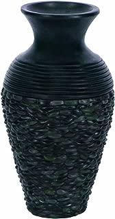 pebble pot fountain