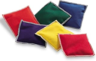 Learning Resources Rainbow Bean Bags, 6-Piece