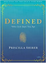Download Book Defined - Teen Girls' Bible Study Book: Who God Says You Are (Bible Study for Teen Girls and Young Women) PDF