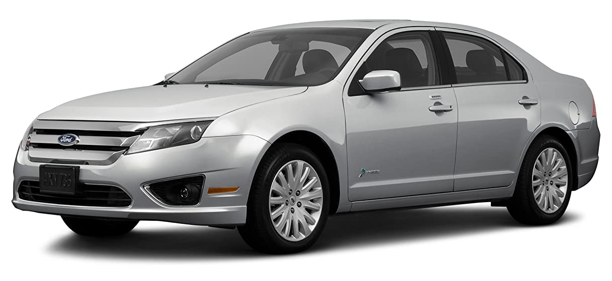08 ford fusion reviews
