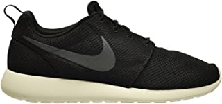 ff99dd13a87d Nike Roshe Run One Men s Shoes Black Anthracite-Sail 511881-010 (10
