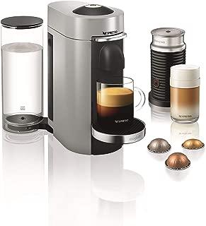 Magimix Nespresso Vertuo 咖啡机,黑色饰面