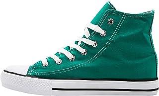 Mapleaf Damen Herren Klassisch Canvas Sneaker Schuhe Low and High Top Turnschuhe Sportschuhe Sportbekleidung Skaterschuhe ...