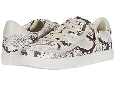 BILLY Footwear Classic Lo (Snake) Women