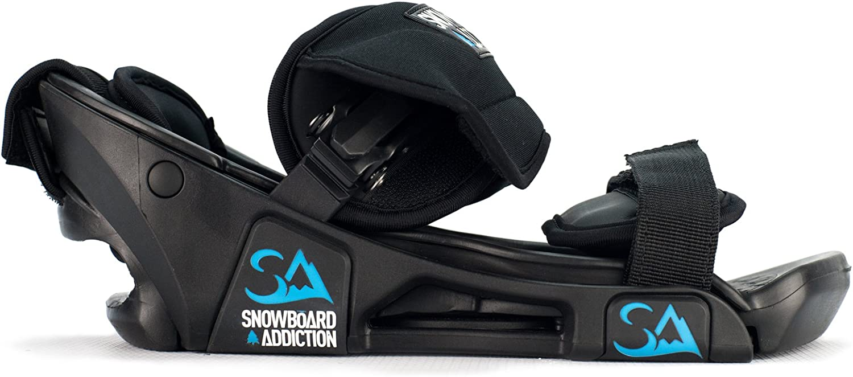 Snowboard Addiction Max 48% 55% OFF OFF Training Bindings Board
