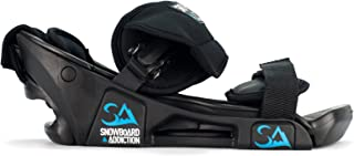 Snowboard Addiction Training Board Bindings