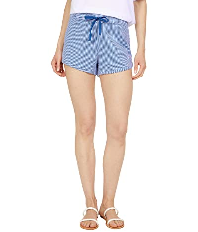 Southern Tide Stripe Lounge Shorts Women