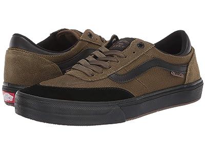 Vans Gilbert Crockett Pro 2 ((Tactical) Beech/Black) Skate Shoes