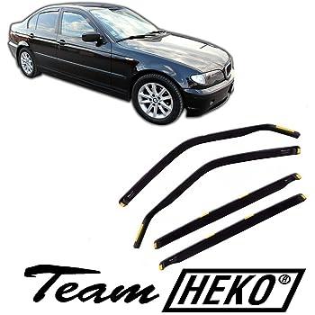 Heko PKWelt 5901991472249 D/éflecteurs De Vent 2 Pcs