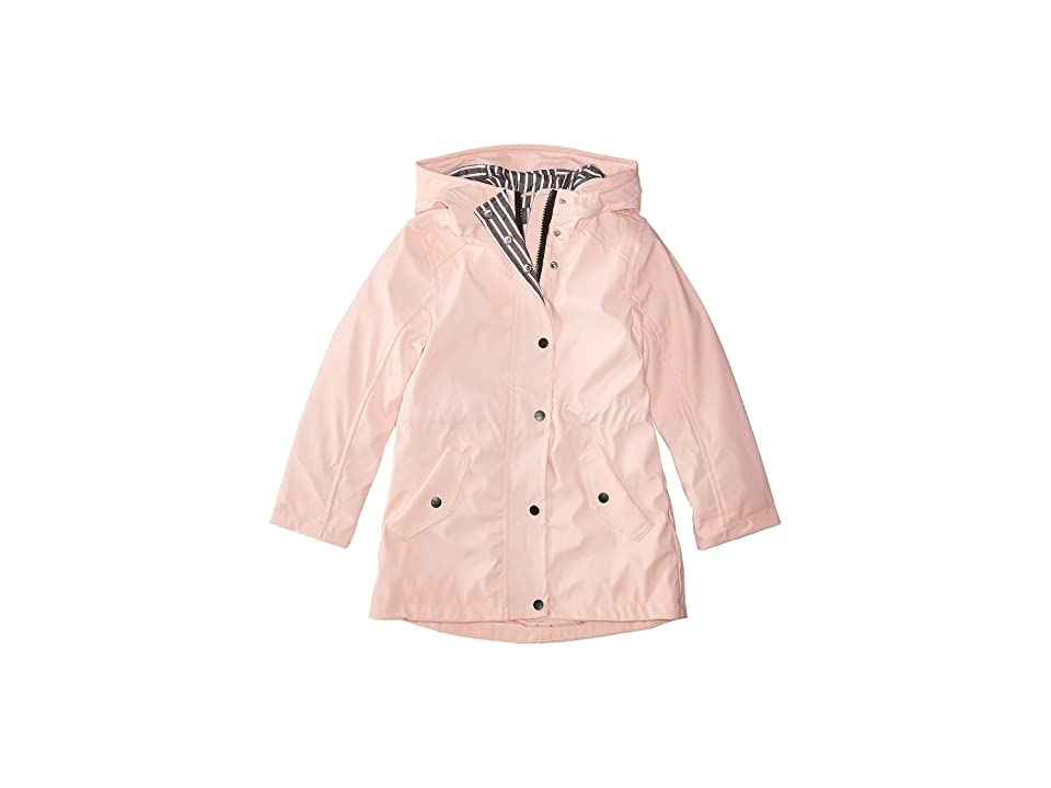 Urban Republic Kids Raincoat Anorak Jacket (Infant/Toddler) (Pink) Girl