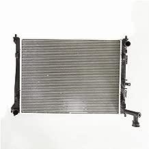 Neutron For 2007-2012 Hyundai Elantra 2.0L L4 Aluminum Core Plastic Tank Manual Transmission Radiator