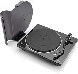 Denon DP-450USB Semi-Automatic Analog Turntable | USB Output for Recording | Speed Auto Sensor | Specially Designed Curved...
