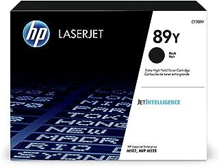 HP 89Y | CF289Y | Toner Cartridge | Black | Extra High Yield