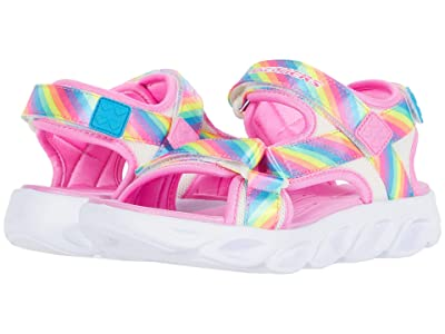 SKECHERS KIDS Sandals Hypno-Splash Rainbow Lights 20218L (Little Kid/Big Kid) (Multi) Girl