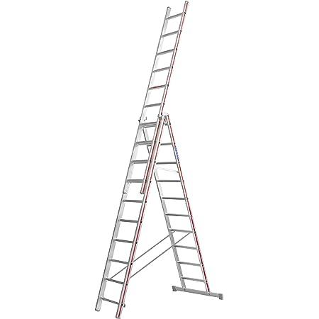 Leiter 3x11 Sprossen