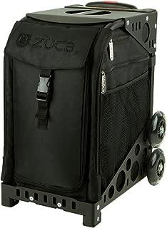 Zuca Stealth Sport Insert Bag with Black Non-Flashing Wheels Frame