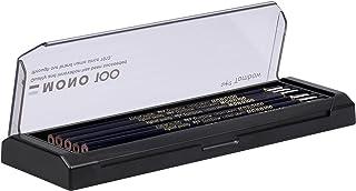 Tombow Mono 100 Pencils - Assorted (Box of 12), black