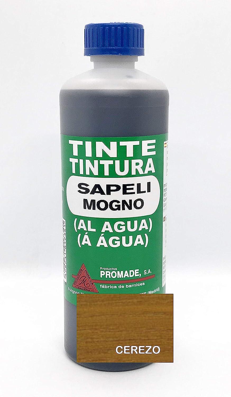 Promade - Tinte al agua para madera 500 ml (Verde)