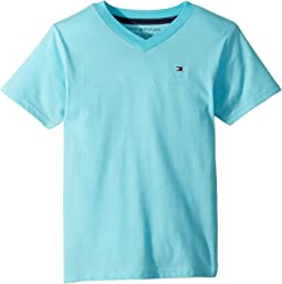 Tommy Hilfiger Kids Cole Short Sleeve Tee (Toddler/Little Kids)
