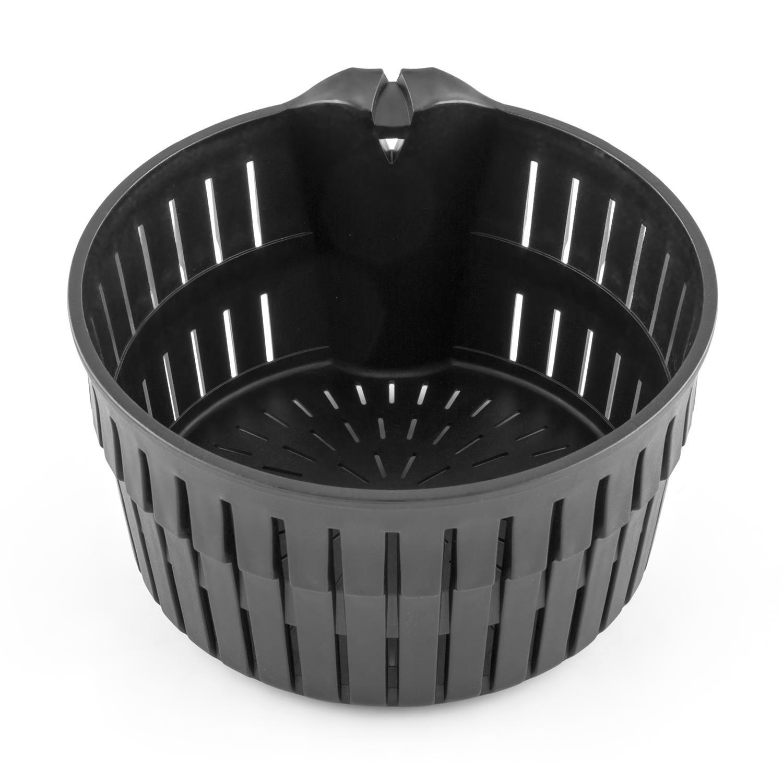 KLARSTEIN Foodcircus Cesta para cocedor al Vapor (Pieza de Repuesto, sin BPA, Accesorio Robot de Cocina) - Gris: Amazon.es