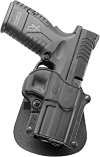 Fobus SP-11 TR Paddle Left Hand Concealed Carry Holster Tisas Zigana T,F,FC,K,KC