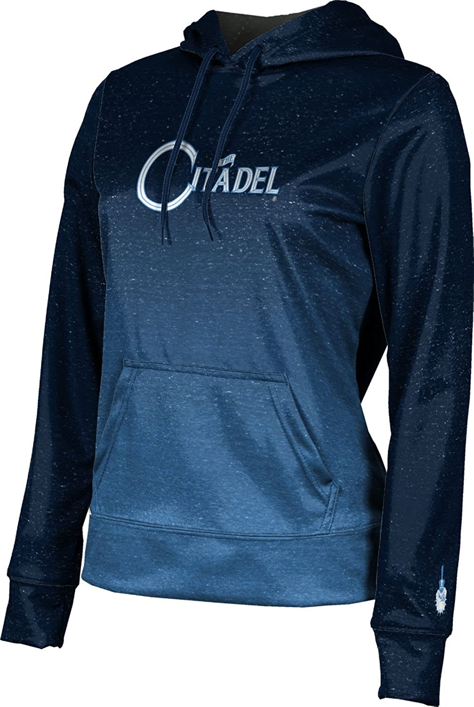 ProSphere The Citadel University Girls' Pullover Hoodie, School Spirit Sweatshirt (Gradient)