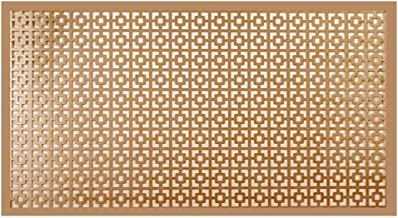 "M-D Building Products 57527 Alum Sheet Chainlink 12"" x 24"" x 0.019"" Copper"