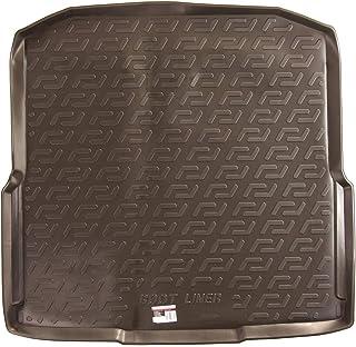 SIXTOL Protezione del Bagagliaio per l/'Automobile Volkswagen Touareg I Vasca Anti-Scivolo e su Misura progettata per Il Trasporto Sicuro di Spesa,Bagagli e Animali Domestici