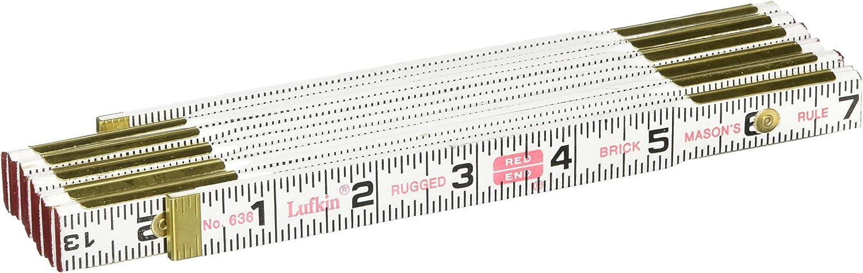 Masonry Spacing Rule 6' Wood Made in in in the USA by Kraft Tool B00BNHTTO2   Um Eine Hohe Bewunderung Gewinnen Und Ist Weit Verbreitet Trusted In-und   d7767f