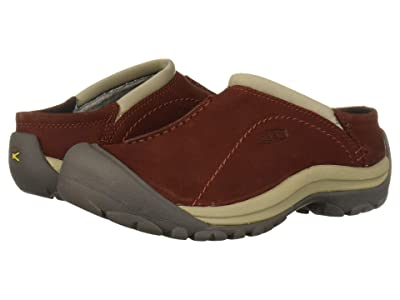Keen Kaci Slide (Fired Brick/Plaza Taupe) Women