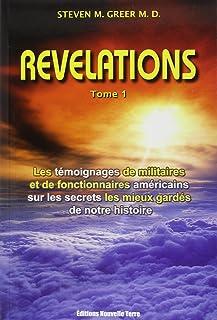 Révélations – Tome 1 (2ème édition)