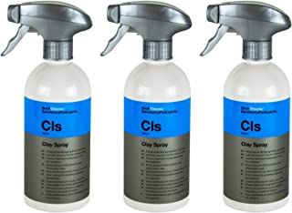 Koch Chemie 3X CLS Clay Spray Gleitspray für Reinigungsknete siliconölfrei 500ml
