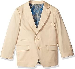 Isaac Mizrahi Boys' Classic Cotton Blazer