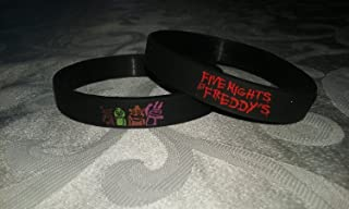 FIVE NIGHTS AT FREDDY'S FNAF Sleepover Party Favors bracelets by Unbranded