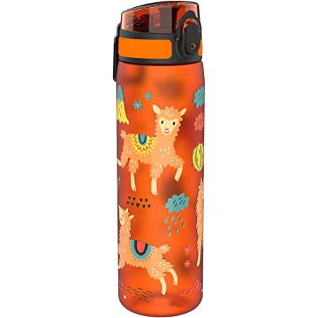500ml // 18oz sans BPA Ion8 Bouteille deau /étanche // Bouteille deau Licornes