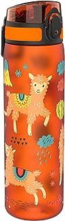 ion8 Botella Agua Sin Fugas, Sin BPA, 600ml, Llamas