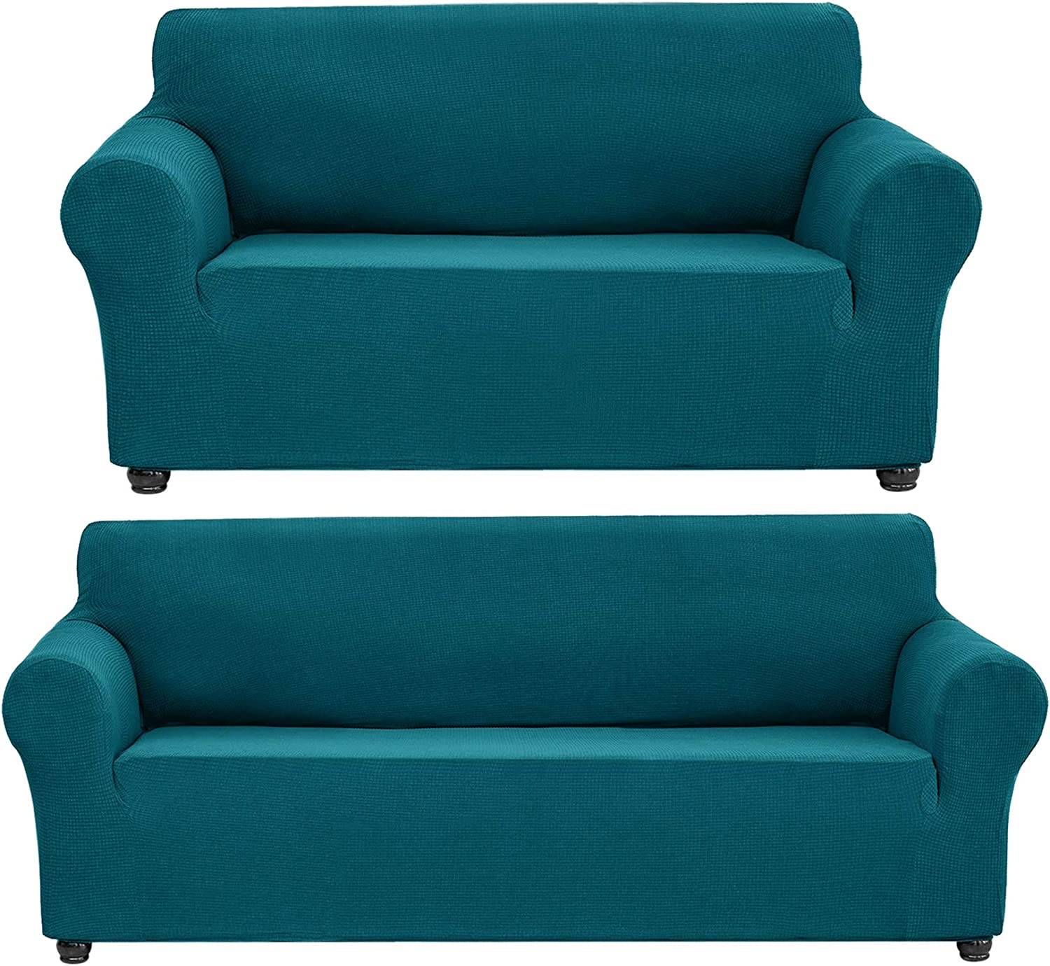 Joccun Loveseat Couch Free shipping / New Cover Bundles Slipcovers Sofa Max 60% OFF Pe Oversized