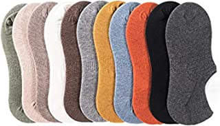 Lian LifeStyle Men's 11 Pairs Light and Comfy Low Cut Cotton Socks | Casual and Athletic Socks Perfect for Day-to-Day Wear...