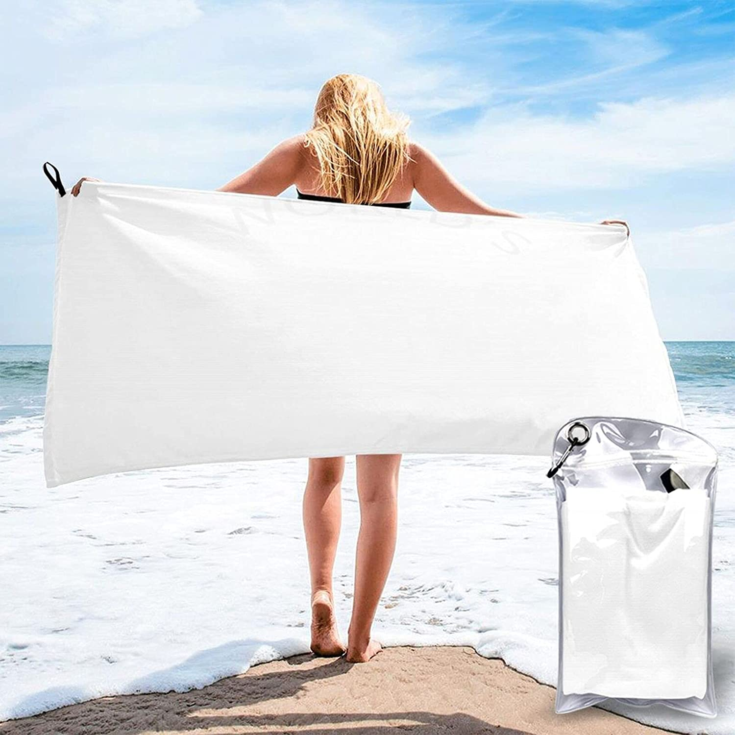 Best Mom Microfibre Pool Price reduction Beach Travel Towels Lightweig Max 42% OFF Quick Dry