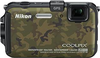 Nikon デジタルカメラ COOLPIX (クールピクス) AW100 フォレストカムフラージュ AW100CM