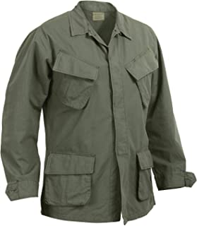 olive green fatigue jacket