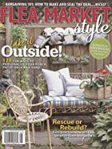 Flea Market Style Magazine May/June 2019 Take it Outside