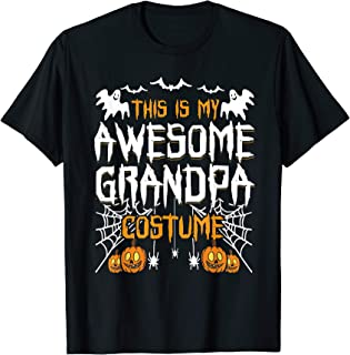 grandma and grandpa halloween costumes