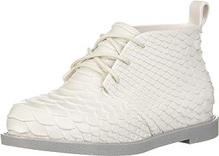 حذاء برقبة صغير بايثون للأطفال من الجنسين من ميليسا + حذاء رياضي باجا ايست